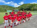 令和3年度京都府スポーツ少年団軟式野球交流会